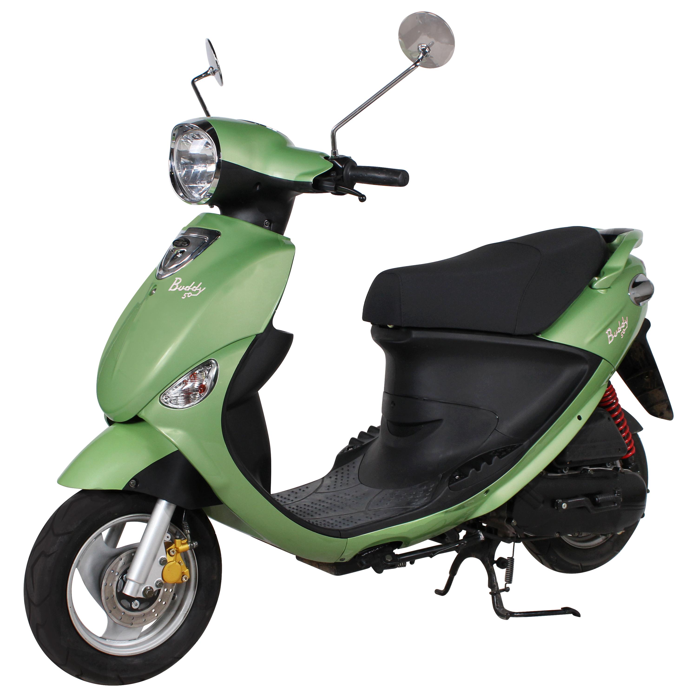 Lime Green Genuine Buddy 50
