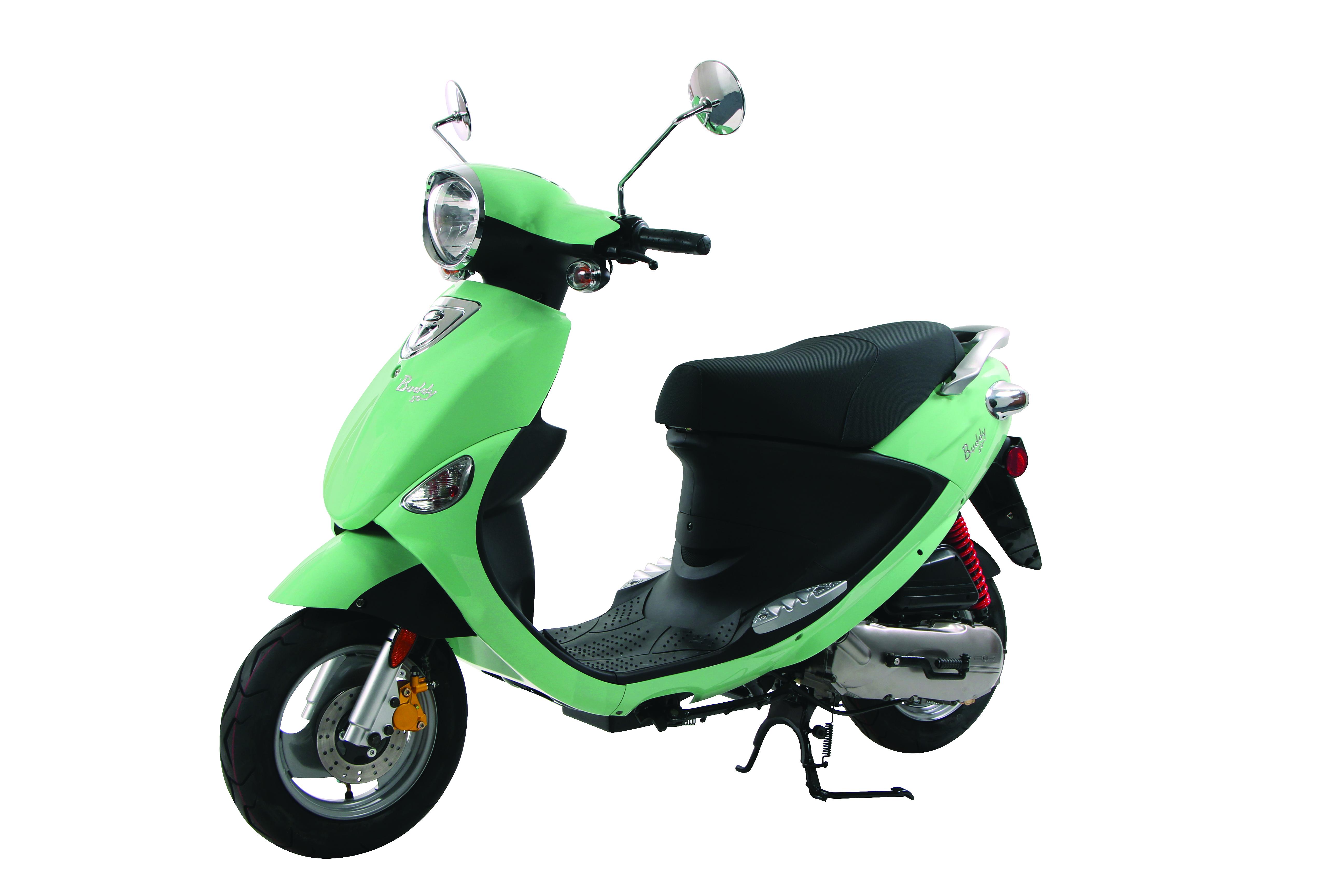 Green Genuine Buddy 50