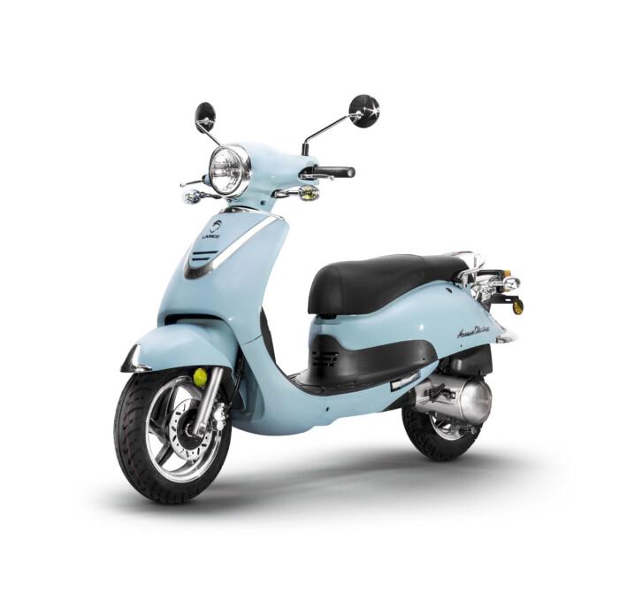 Blue Lance Havana Classic 50 & 125_Scoots