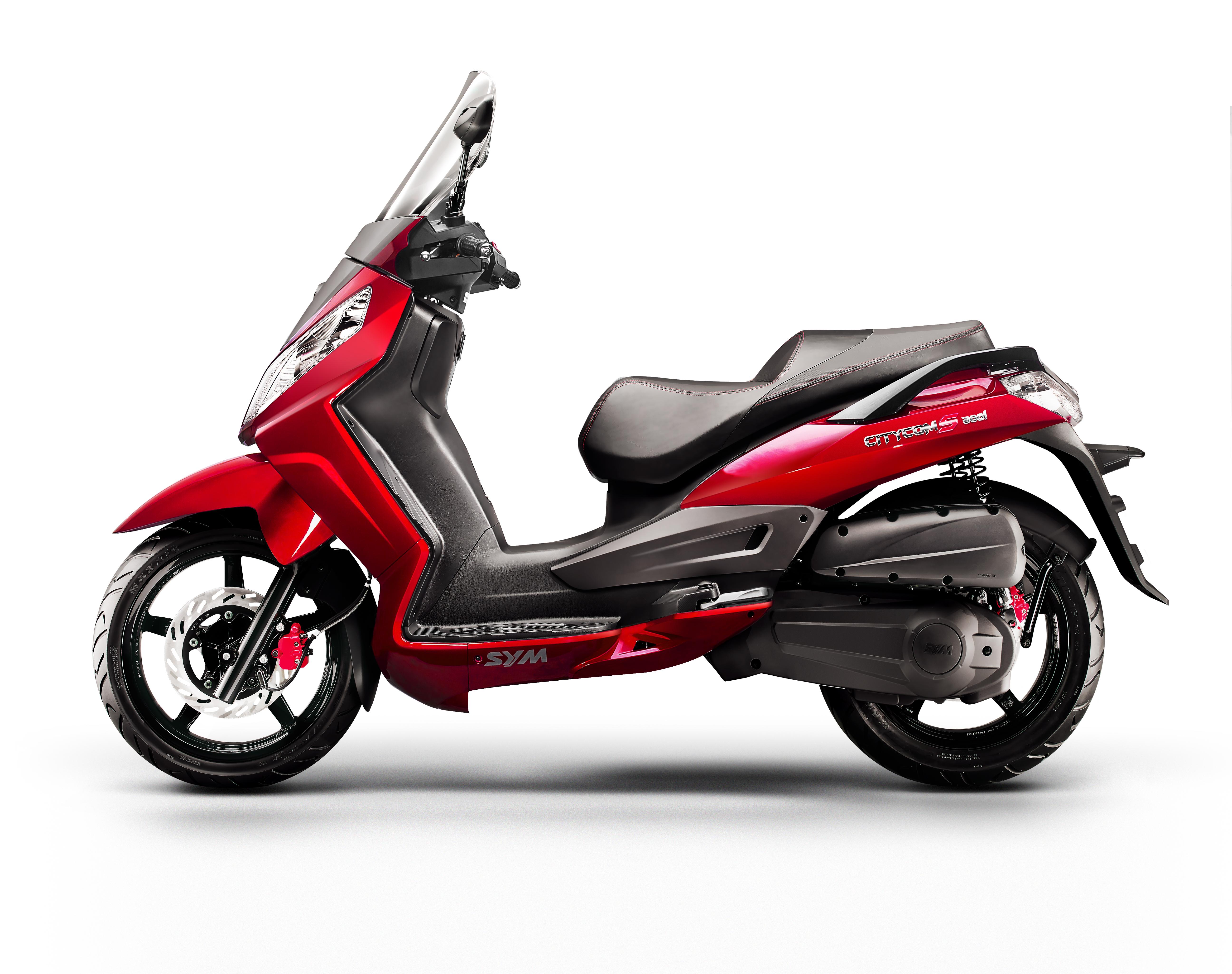 Sym Citycom S 300i  U2013 Scoots