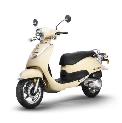 Yellow Lance Havana Classic 50 & 125_Scoots
