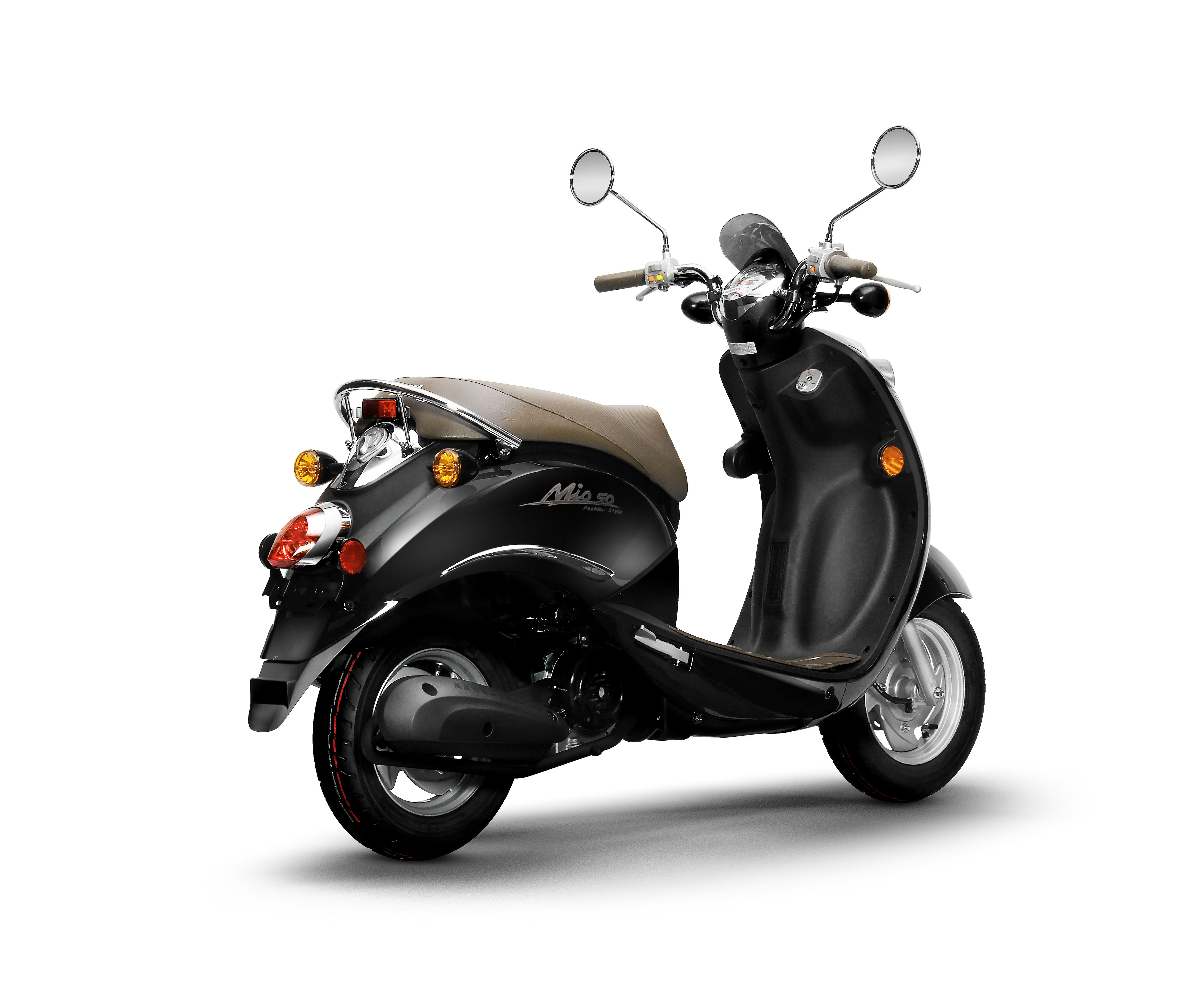 Black Sym Mio 50_Scoots