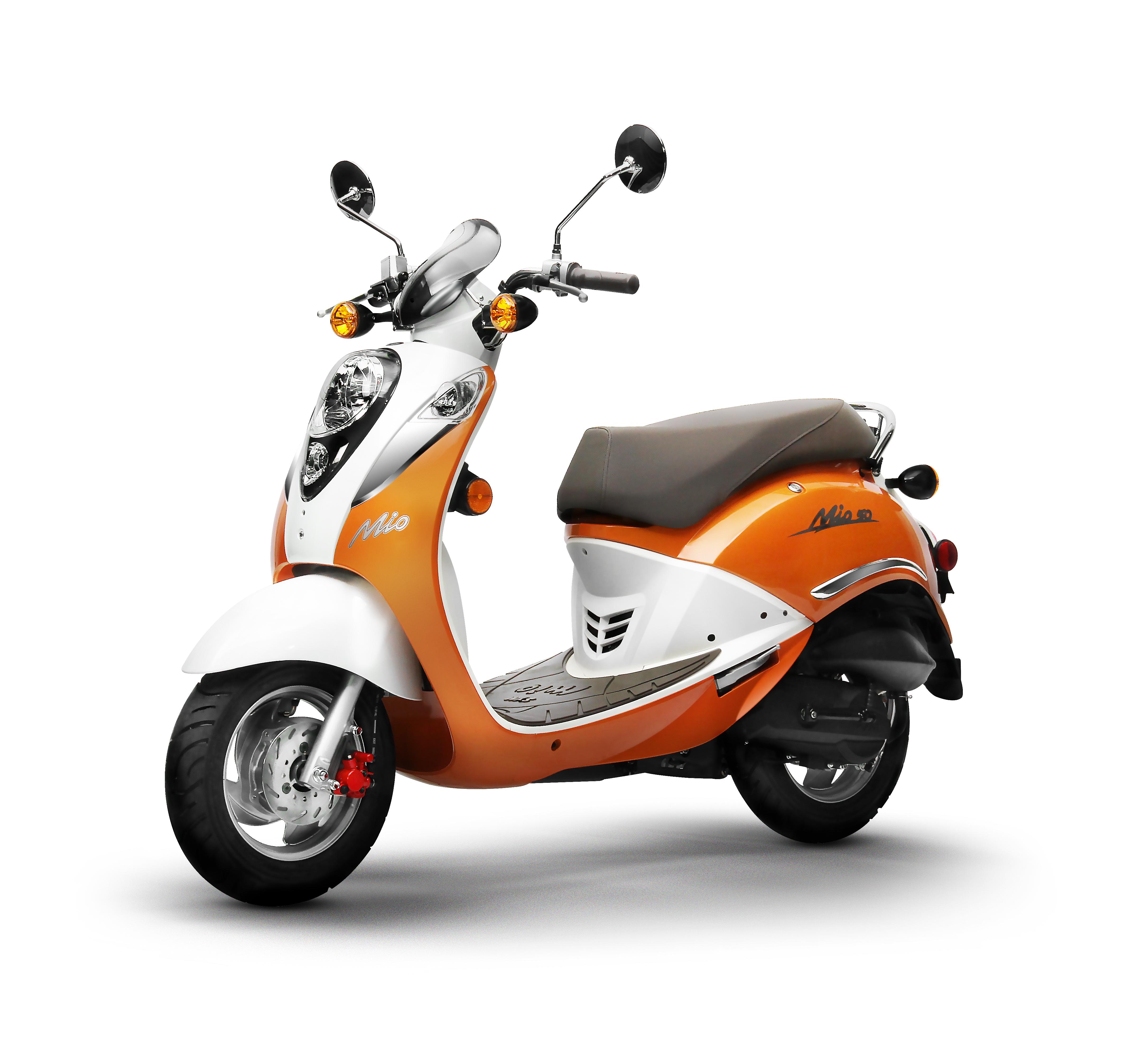 Sym Mio 50  U2013 Scoots