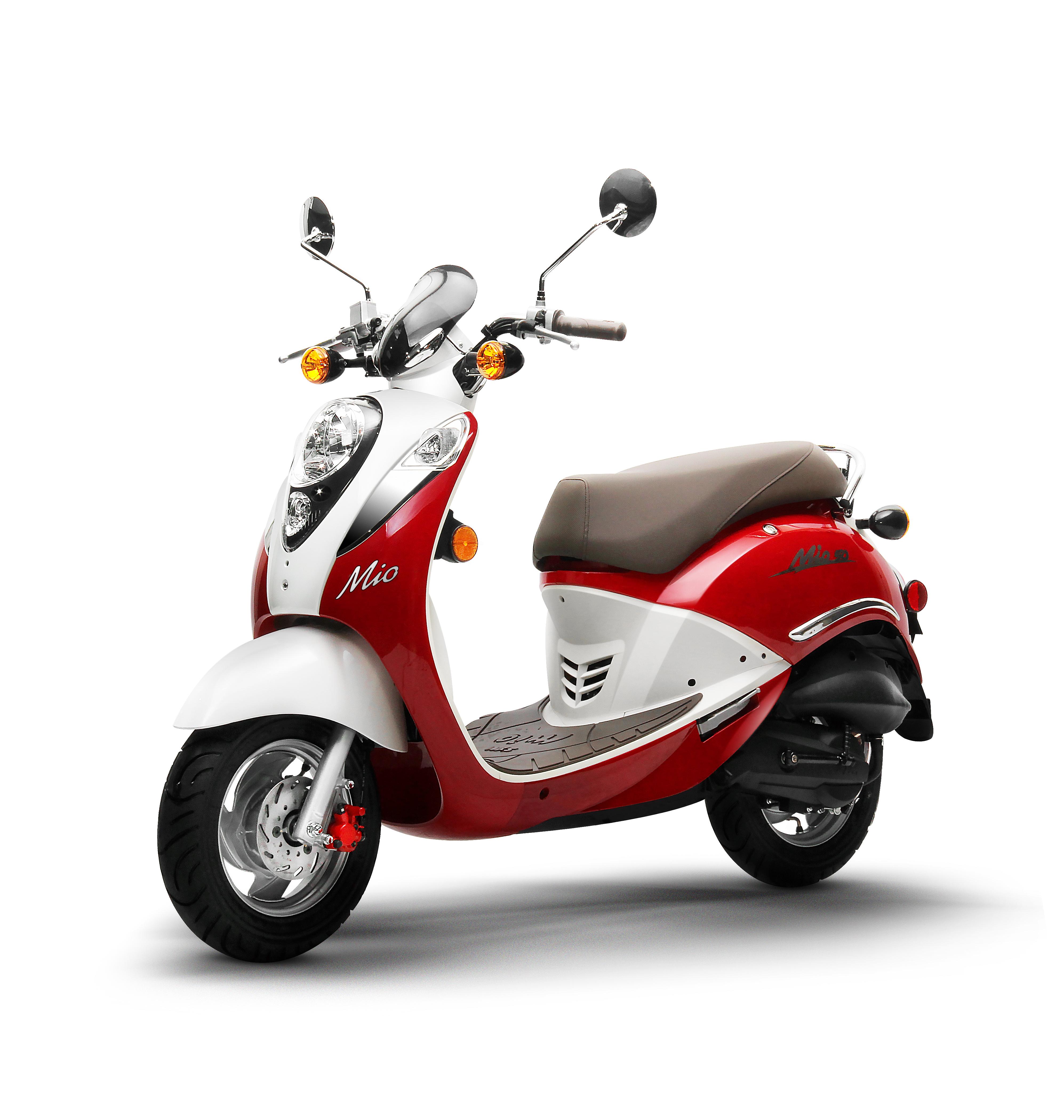 Red Sym Mio 50_Scoots