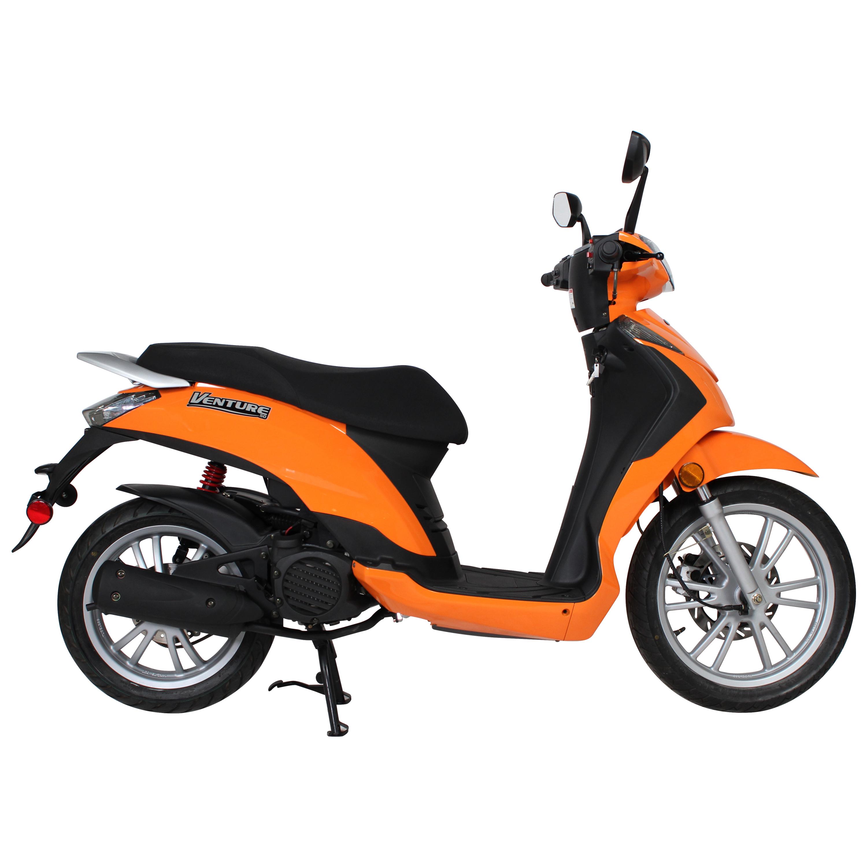 Tangerine Orange Genuine Venture